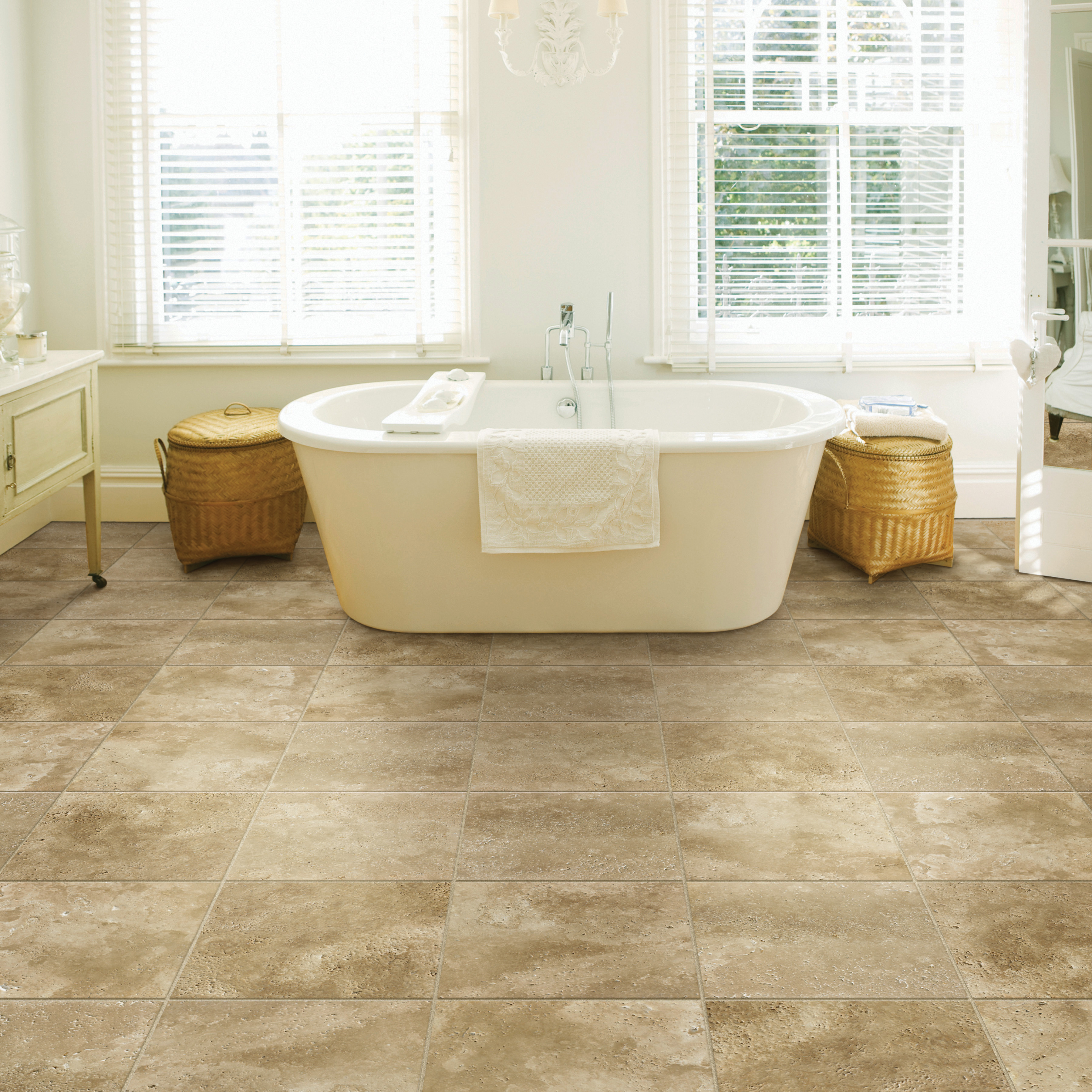 Bathroom stone tile glass in las vegas dailygadgetfo Image collections